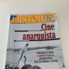 Coleccionismo de Revista Historia 16: HISTORIA 16- AÑO XXVII NUM 322 FEBRERO 2003 - CINE ANARQUISTA. Lote 267799109