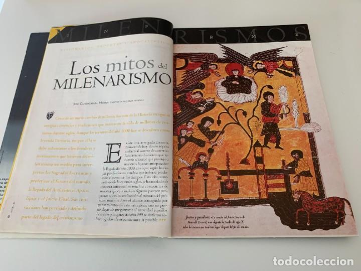Coleccionismo de Revista Historia 16: Historia 16- AÑO XXIII NUM. 273 ENERO 1999 - Los mitos del milenarismo , visionarios, profetas - Foto 4 - 267800664