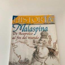 Coleccionismo de Revista Historia 16: HISTORIA 16- Nº 289–MAYO 2000 - MALASPINA DE ACAPULCO AL FIN DEL MUNDO. Lote 267801114