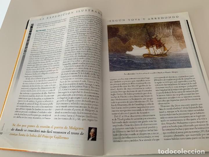 Coleccionismo de Revista Historia 16: Historia 16- Nº 289–MAYO 2000 - Malaspina de Acapulco al fin del mundo - Foto 4 - 267801114