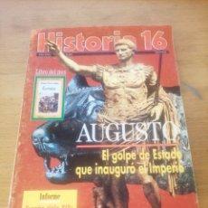 Coleccionismo de Revista Historia 16: HISTORIA 16 AÑO XVIII NUM. 205 MAYO 1993. Lote 268610804