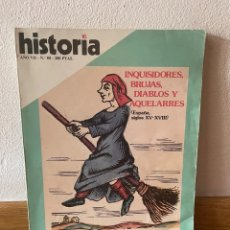 Coleccionismo de Revista Historia 16: HISTORIA 16 NÚMERO 80. Lote 269103203