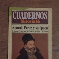 Coleccionismo de Revista Historia 16: CUADERNOS HISTORIA 16, NÚMERO 60. Lote 279338923