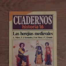 Coleccionismo de Revista Historia 16: CUADERNOS HISTORIA 16, NÚMERO 66. Lote 279338938