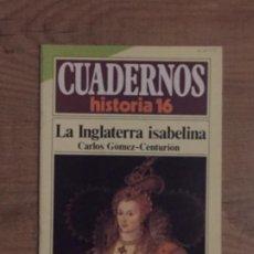 Coleccionismo de Revista Historia 16: CUADERNOS HISTORIA 16, NÚMERO 276. Lote 279339028