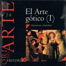 Coleccionismo de Revista Historia 16: HISTORIA DEL ARTE Nº 14. EL ARTE GÓTICO (I). HISTORIA 16 - FRANCESCA ESPAÑOL (PRECINTADO). Lote 279432398