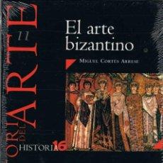 Coleccionismo de Revista Historia 16: HISTORIA DEL ARTE Nº 11. EL ARTE BIZANTINO. HISTORIA 16 (PRECINTADO). Lote 279433503