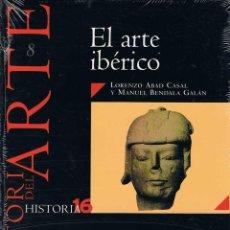 Coleccionismo de Revista Historia 16: HISTORIA DEL ARTE Nº 8. EL ARTE IBÉRICO. HISTORIA 16 (PRECINTADO). Lote 279435463