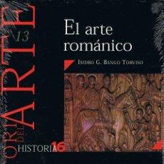 Coleccionismo de Revista Historia 16: HISTORIA DEL ARTE Nº 13. EL ARTE ROMÁNICO. HISTORIA 16 - ISIDRO G. BANGO TORVISO (PRECINTADO). Lote 279439968