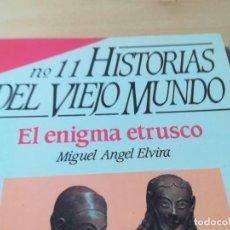 Coleccionismo de Revista Historia 16: HISTORIA 16 / 11 HISTORIA VIEJO MUNDO / ENIGMA ETRUSCO / AJ26. Lote 279592113