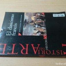 Coleccionismo de Revista Historia 16: HISTORIA ARTE 16 / 21 EL CLASICISMO FRANCES / JESUS CANTERA / AK18. Lote 279592913