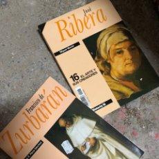 Coleccionismo de Revista Historia 16: LOTE DOS REVISTAS HISTORIA 16 ARTE JOSE RIBERA - FRANCISCO DE ZURBARAN. Lote 284756813