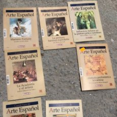 Coleccionismo de Revista Historia 16: LOTE 7 NUMEROS REVISTA ARTE ESPAÑOL - HISTORIA 16 FORTUNY - HUGUET - PREHISTORIA LEVANTINA, …. Lote 284756978