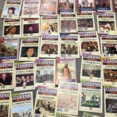 """Coleccionismo de Revista Historia 16: LOTE 38 NÚMEROS REVISTA """"HISTORIA 16"""" - CUADERNOS. Lote 284757298"""