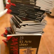 Coleccionismo de Revista Historia 16: HISTORIA DEL ARTE HISTORIA 16 COMPLETA 50 VOLÚMENES. Lote 293528748