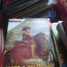 Coleccionismo de Revista Historia 16: HISTORIA 16 Nº170 JAQUE A FELIPE IV , LAS REVOLUCIONES DE 1640. Lote 295610753