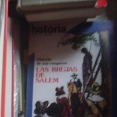 Coleccionismo de Revista Historia 16: HISTORIA 16. AÑO IX - Nº 97. LAS BRUJAS D. Lote 295616813