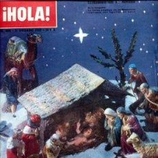 Coleccionismo de Revista Historia y Vida: HOLA Nº 1008 21 DICIEMBRE DE 1963. Lote 26517844