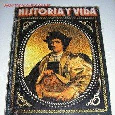 Coleccionismo de Revista Historia y Vida: HISTORIA Y VIDA. N º 142 - COLON.. Lote 16869319