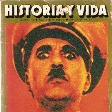 Coleccionismo de Revista Historia y Vida: REVISTA HISTORIA Y VIDA Nº 100 AÑO IX LA DESCOMPOSICION FRANQUISMO RICARDO DE LA CIERVA ED.GACETA IL. Lote 22673756