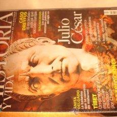Coleccionismo de Revista Historia y Vida: REVISTA - HISTORIA Y VIDA - JULIO CÉSAR, Nº 414, AÑO 2002.. Lote 11193128