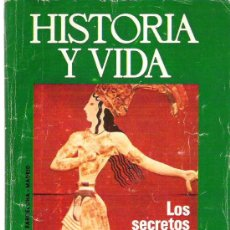 Coleccionismo de Revista Historia y Vida: HISTORIA Y VIDA Nº 78 - EL MINOTAURO / GIBRALTAR / CONQUISTA DEL EVEREST. Lote 12642106