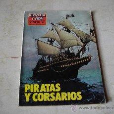 Coleccionismo de Revista Historia y Vida: REVISTA HISTORIA Y VIDA EXTRA Nº 37 - PIRATAS Y CORSARIOS. Lote 12754297