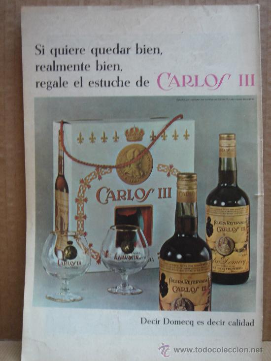 Coleccionismo de Revista Historia y Vida: REVISTA HISTORIA Y VIDA AÑO III Nº 3 - DIEGO DE LEON INTENTA RAPTAR A ISABLE II - AÑO 1970 - Foto 2 - 23473456