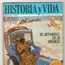 Coleccionismo de Revista Historia y Vida: REVISTA MENSUAL HISTORIA Y VIDA. AÑO III. Nº 30. MADRID BARCELONA SEPTIEMBRE DE 1970. Lote 15165529