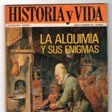 Coleccionismo de Revista Historia y Vida: REVISTA MENSUAL HISTORIA Y VIDA. AÑO IV. Nº 39. MADRID BARCELONA JUNIO DE 1971. Lote 15165628