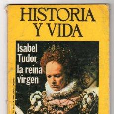 Coleccionismo de Revista Historia y Vida: REVISTA MENSUAL HISTORIA Y VIDA. AÑO IX. Nº 97. MADRID BARCELONA ABRIL DE 1976. Lote 15166007