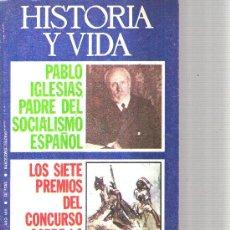 Sammeln von Zeitschriften Historia y Vida - REVISTA : HISTORIA Y VIDA, AÑO 1975 N 83 - 17902768