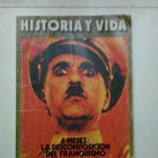 Coleccionismo de Revista Historia y Vida: HISTORIA Y VIDA-1976. Lote 18755887