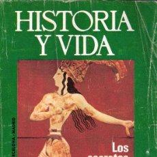 Coleccionismo de Revista Historia y Vida: HISTORIA Y VIDA. SEPTIEMBRE 1974. Nº 78. LA MARSELLESA. CASTRO. EVEREST. MINOTAURO. HUNT. GIBRALTAR. Lote 26926514
