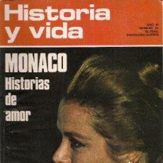 Coleccionismo de Revista Historia y Vida: REVISTA HISTORIA Y VIDA Nº 65 OCTUBRE 1973. Lote 25554440