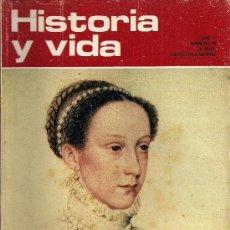 Coleccionismo de Revista Historia y Vida: REVISTA HISTORIA Y VIDA Nº 46 ENERO 1972. Lote 26261190