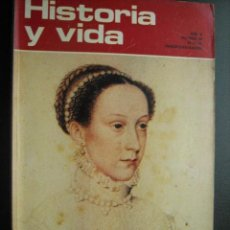 Coleccionismo de Revista Historia y Vida: HISTORIA Y VIDA. Nº 46 . 1972. Lote 27464631