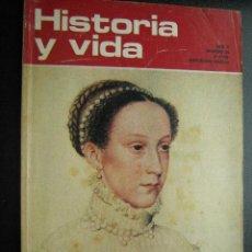 Coleccionismo de Revista Historia y Vida: HISTORIA Y VIDA. Nº 46 . 1972. Lote 27489650
