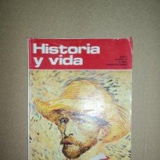 Coleccionismo de Revista Historia y Vida: HISTORIA Y VIDA . Lote 29197014