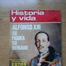 Coleccionismo de Revista Historia y Vida - Revista Historia y Vida. Número 56. Extra. Año V. Alfonso XIII. Su figura, su reinado. - 36800453