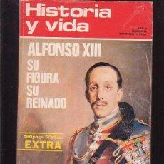 Collectionnisme de Magazine Historia y Vida: HISTORIA Y VIDA /Nº 56 ALFONSO XIII SU FIGURA SU REINADO. Lote 31806958
