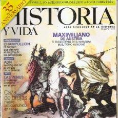 Coleccionismo de Revista Historia y Vida: HISTORIA Y VIDA N 421. Lote 272355528