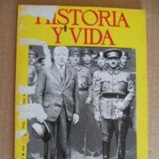 Coleccionismo de Revista Historia y Vida: REVISTA: HISTORIA Y VIDA - Nº 80. Lote 33005639