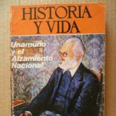 Coleccionismo de Revista Historia y Vida: REVISTA: HISTORIA Y VIDA - Nº 76. Lote 33005735