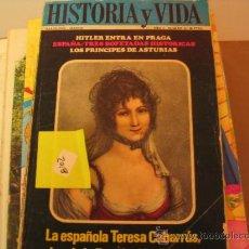 Coleccionismo de Revista Historia y Vida: HITLER ENTRA EN PRAGA HISTORIA Y VIDA19692,00 € . Lote 34690040