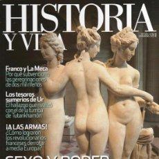 Sammeln von Zeitschriften Historia y Vida - HISTORIA Y VIDA N. 532 - EN PORTADA: SEXO Y PODER EN ROMA (NUEVA) - 35204594