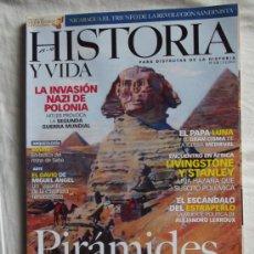 Coleccionismo de Revista Historia y Vida - REVISTA HISTORIA Y VIDA Nº 438 PIRAMIDES EN QUE SOCIEDAD SURGIERON - 37564816