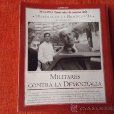 Coleccionismo de Revista Historia y Vida: 1975 - 1995 VEINTE AÑOS DE NUES VIDA - HISTORIA DE LA DEMOCRACIA - MILITARES CONTRA LA DEMOCRACIA. Lote 37952764
