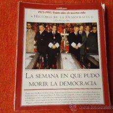 Coleccionismo de Revista Historia y Vida: 1975 - 1995 VEINTE AÑOS DE NUES VIDA - HISTORIA DE LA DEMOCRACIA -MATANZA DE ATOCHA, LA SEMANA ,,. Lote 37952859