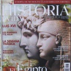"""Coleccionismo de Revista Historia y Vida - REVISTA """"HISTORIA Y VIDA"""" (Nº 448–JULIO 2005). EL EGIPTO DE LOS PTOLOMEOS - 38598158"""